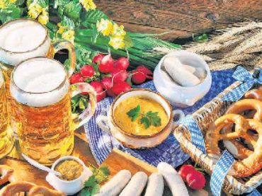 O' zapft is – Oktoberfeste der Region
