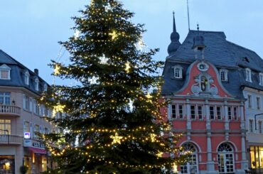 Late Shine Shopping in Wittlich